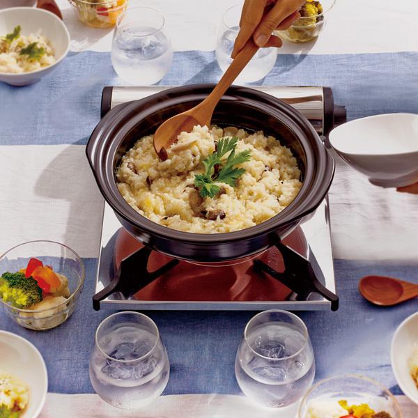 土鍋 ハリオ ハリオの土鍋もしくは炊飯釜