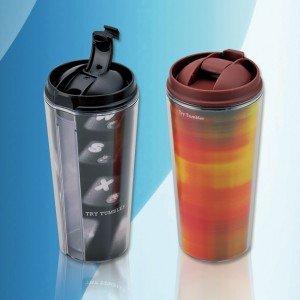 品質満点 ドリンクボトル トライ・タンブラー 350ml(日本製) 350ml(日本製) トライ・タンブラー ブラウン/50点入り(き) 中味が見える窓付きタンブラー, SI工房:dd7d9e0c --- lacreperiedeyouenn.fr