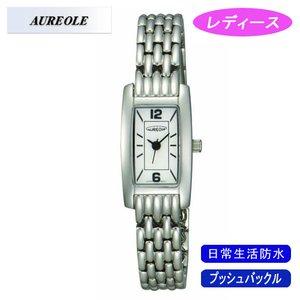 【 新品 】 【AUREOLE】オレオール レディース腕時計 SW-454L-3 アナログ表示 日常生活用防水 /5点入り(き)【送料無料】, THEKAGI堂 fcfcbf53