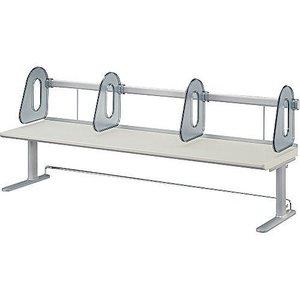 値段が激安 コクヨ デスクシェルフ RESPACE-C W900・棚1段 ライトグレー EAS-DSC9003NM(), ガルダローバミラノ 75fad018