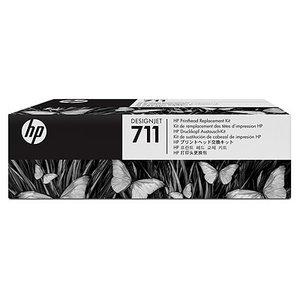 【史上最も激安】 HP711プリントヘッド交換キット 日本HP C1Q10A(き), 屋久島まむずきっちん 3cda1e2a