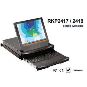 【名入れ無料】 オースティンヒューズ PS/2&USBコンボ ドロアー ショート OSTEN 2U 17インチLCDモニター キーボード ドロアー トラックボールマウス PS/2&USBコンボ ショート RKP2417B(き), ETON HOUSE:b29527db --- pyme.pe