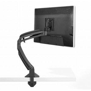 人気大割引 CHIEF デスクマウント・ダイナミックスウィングタイプ K1シリーズ(ガススプリング型アーム仕様)ブラック K1D120B(), マルカ名波商店 57b87b29