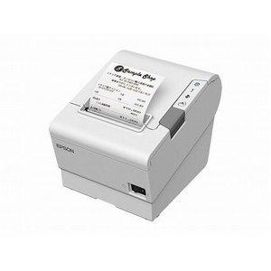 【楽天最安値に挑戦】 エプソン サーマルレシートプリンター TM-T88VI(シリアル/USB/有線LAN/無線LAN(オプション) エプソン/ホワイト) TM886S001W() エプソン サーマルレシートプリンター TM-T88VI(シリアル/USB/有線LAN/無線LAN(オプション)/ホワイト) TM886S001W, オリジナル:adb929d1 --- 5613dcaibao.eu.org