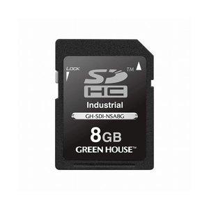 好きに グリーンハウス 幅広い用途で使えるインダストリアルSD SDHCメモリーカード 8GB 動作温度-0℃~+70℃ SLC 8GB GH-SDI-NSA8G() SLC グリーンハウス 幅広い用途で使えるインダストリアルSD/ SDHCメモリーカード 動作温度-0℃~+70℃ SLC 8GB GH-SDI-NSA8G, 公式の :a921a643 --- 6ftoffshore.com