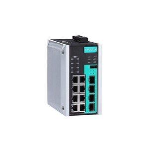 【メーカー公式ショップ】 MOXA 12ポートフルギガビットPoE+マネージドイーサネットスイッチ EDS-G512E-8POE-4GSFP(), auto-connection-shop 12ae6d59