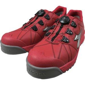 【★安心の定価販売★】 ディアドラ DIADORA安全作業靴 フィンチ 赤/銀/赤 29.0cm FC383290【送料無料】, クインクラシコ(Queen Classico) 11a321ca
