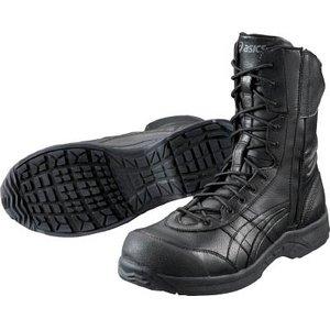 期間限定特別価格 アシックス アシックス ウィンジョブ500 ブラックXブラック 26.5cm【FIS500.9090-26.5】(安全靴・作業靴・プロテクティブスニーカー), ヤマノウチマチ:c972b650 --- mikrotik.smkn1talaga.sch.id