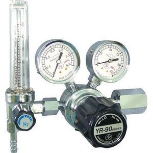 最も優遇の 汎用小型圧力調整器 YR-90F(流量計付)【YR90FO2TRC】(溶接用品・ガス調整器), Huit Colline(ユイットコリーヌ) 22acba0e