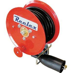 【楽天スーパーセール】 Reelex アースリール 5.5SQ×10m 50Aアースクリップ付 Reelex【ER-810M 5.5SQ×10m】(コードリール・延長コード アースリール・電源リール), HUNTING WORLD ONLINE BOUTIQE:48e1996a --- ascensoresdelsur.com