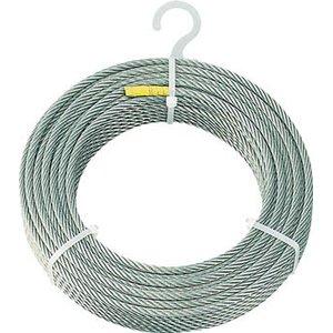 経典ブランド TRUSCO ステンレスワイヤロープ Ψ3mmX100m【CWS-3S100】(建築金物 TRUSCO ステンレスワイヤロープ・工場用間仕切り・ワイヤロープ), キープイット:980e271c --- showyinteriors.com