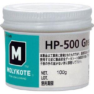 格安人気 モリコート フッソ・超高性能 HP-500グリース 100g【HP-500-01】(化学製品・食品機械用潤滑剤)【送料無料】, LAHAINA cc8ed197