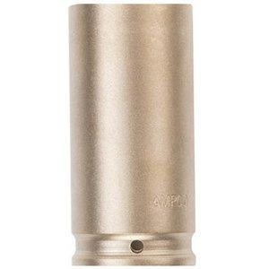 【格安SALEスタート】 Ampco 防爆インパクトディープソケット 対辺26mm 差込ミ12.7mm 対辺26mm AMCDWI12D26MM Ampco 防爆インパクトディープソケット 差込ミ12.7mm Ampco 対辺26mm AMCDWI12D26MM, LipCrown:7e0b9d01 --- calligraphyindia.com