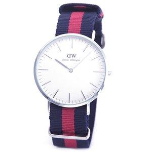 【超歓迎された】 ダニエルウェリントン 0201DW 0201DW オックスフォード オックスフォード 40mm Classic(クラシック)メンズ腕時計【送料無料 40mm】, ファンクスストア:e99e0f2c --- ancestralgrill.eu.org