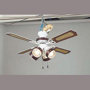 【最安値挑戦!】 東京メタル工業 シーリングファン照明 TKM-42GLASS4LKEF(き) ライト 照明 シーリングライト, マグネット ステッカー はんこSHOP:26ff23cd --- fab2techsolutions.com