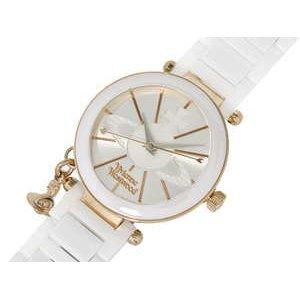 [定休日以外毎日出荷中] ヴィヴィアン ウエストウッド VIVIENNE WESTWOOD セラミック 腕時計 VV067RSWH【送料無料】, オニシマチ 499008fc