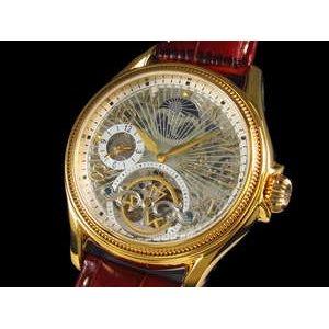 大きな取引 GALLUCCI ガルーチ 腕時計 腕時計 スケルトン 自動巻き WT23145SK-GD【送料無料】【送料無料】, ママプレキッズ:1ddd6872 --- affiliatehacking.eu.org