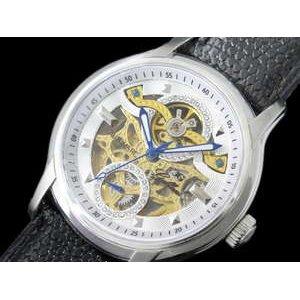 【おトク】 GALLUCCI 腕時計 ガルーチ 腕時計 スケルトン WT23344SK-SSWH【送料無料】 ガルーチ【送料無料 GALLUCCI】, CLICK SURF SHOP:7300895b --- l2u.su