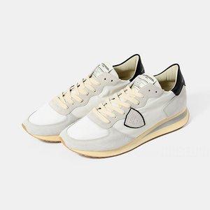 期間限定特別価格 フィリップモデル PHILIPPE MODEL メンズ スニーカー 靴 シューズ Vintage Nubuck TROPEZ X TWLU WS06 BLANC【送料無料】, レインボールーム 8c8267b9