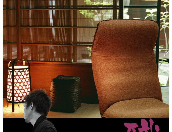 ITAWARI座椅子:職人が作ったいたわり