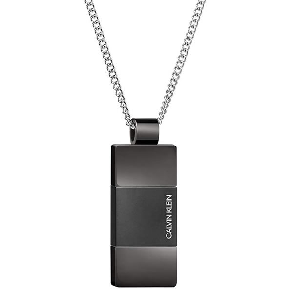 Calvin Klein カルバンクライン KJ9LBP180100 メンズ ネックレス ペンダント STRONG ストロング