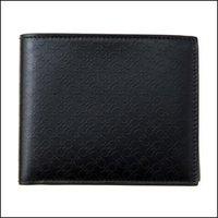 49bce6fee970 Salvatore Ferragamo サルヴァトーレフェラガモ 66A115 686504 レディース 二つ折り財布 ブラック 総柄