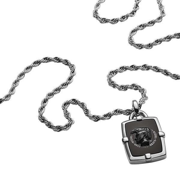 DIESEL ディーゼル DX1174040 メンズ ネックレス ペンダント ブレイブマン