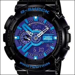 【公式ショップ】 【正規品】CASIO メンズ Colors カシオ Hyper 腕時計 GA-110HC-1AJF メンズ G-SHOCK ジーショック Hyper Colors ハイパーカラーズ ☆【限定セール中】でお届け中!, 芦屋グレイス:2d5a26a3 --- pyme.pe