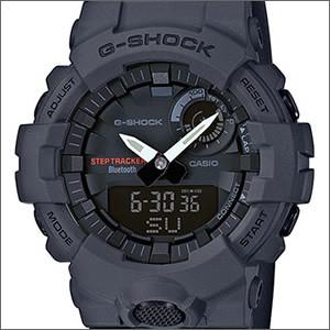 海外CASIO 海外カシオ 腕時計 GBA-800-8A メンズ G-SQUAD ジー・スクワッド Bluetooth搭載 クオーツ(国内モデルは GBA-800-8AJF)