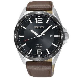 お待たせ! 【並行輸入品】海外SEIKO 海外セイコー 腕時計 SNE487P1 メンズ ソーラー, カガグン 5e72ef6c