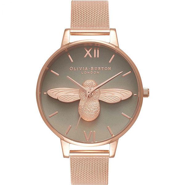 【並行輸入品】OLIVIA BURTON オリビアバートン 腕時計 OB16AM117 レディース 3D Bee ビー クオーツ