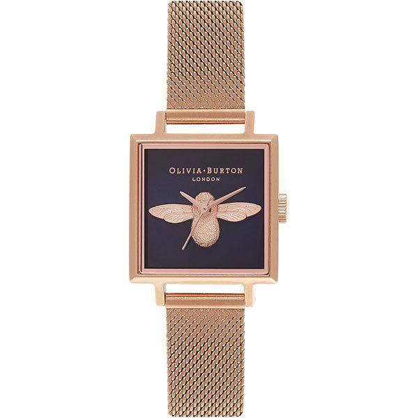 【並行輸入品】OLIVIA BURTON オリビアバートン 腕時計 OB16AM96 レディース 3D Bee ビー クオーツ