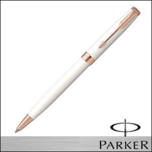 【ギフト】 PARKER パーカー 筆記具 1931555 ボールペン ソネット プレミアム パールPGT BP, フリースタイルジャパン 016c677b