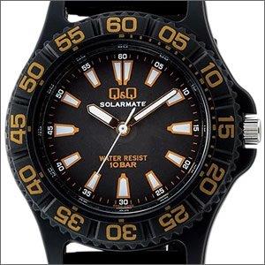 cd2273b625a6 Q&Q キュー&キュー 腕時計 H042-003 セール メンズ SOLARMATE ソーラー ...