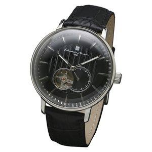 【破格値下げ】 【正規品】SALVATORE MARRA サルバトーレ・マーラ MARRA 腕時計 SM17114-SSBK【正規品】SALVATORE メンズ 腕時計 新作 アナログ ファッション 国内モデル 日常生活防水, フダイムラ:4193885c --- frmksale.biz