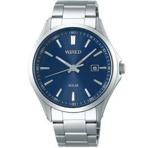 激安大特価! 【正規品】WIRED ワイアード 腕時計 SEIKO セイコー AGAD404 ソーラー, ニュークイック 8fc3db33
