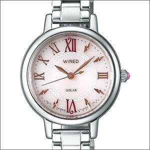 人気特価 【正規品】WIRED f ワイアードエフ 腕時計 SEIKO セイコー AGED099 レディース ソーラー, ニシゴウムラ 6d327539