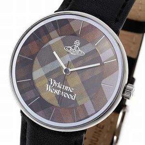 優先配送 ヴィヴィアンウエストウッド Vivienne Westwood tartan unisex watch 腕時計VV020 腕時計VV020 BK tartan* Westwood【c】【新品・未使用・正規品】, 真狩村:64d52d65 --- vouchercar.com