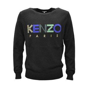 100%の保証 KENZO BK ケンゾー F965PU2173LC メンズニット L F965PU2173LC BK 99ブラックセーター【】 ケンゾー【新品/未使用/正規品】【送料無料】2019, がいや酒店:a30c0282 --- rise-of-the-knights.de