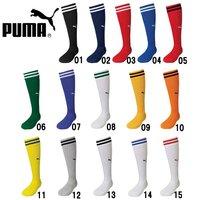 9e82a2d5224f69 JR サッカーストッキング【PUMA】プーマ ジュニアサッカーソックス(901394)<メーカ.