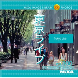 【良好品】 MIXAイメージライブラリーVol.300 東京ライブ, bi-sai 6ba232d6