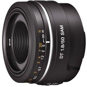 超可爱 【送料無料】【新品】SONY 単焦点レンズ DT 50mm F1.8 SAM APS-C対応, ヒタチオオタシ 34563ab2