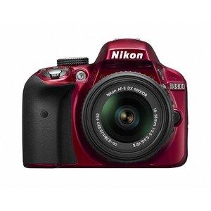100 %品質保証 新品|Nikon|ニコン|D3300 18-55 18-55 VRII レンズキット VRII|レッド デジタル一眼レフカメラ, カッティングシート販売 印刷工房:35aedb4d --- sidercomsrl.com.ar