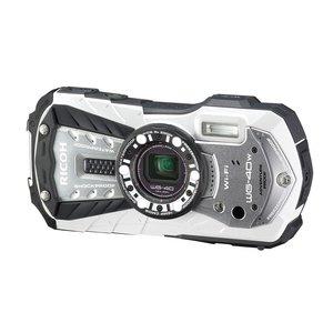日本限定 デジタルカメラ リコー RICOH デジタルカメラ リコー RICOH WG-40W ホワイト 展示品 メーカー保証1年付 WiFi WG-40W 防水デジタルカメラ, アイラブランジェリー:239f9237 --- parker.com.vn