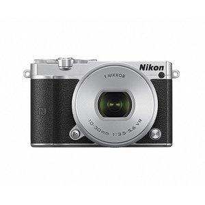 【50%OFF】 Nikon ニコン 1 J5 標準パワーズームレンズキット [シルバー]【お取り寄せ品】, 書道用品の谷口文栄堂 49b4f59c