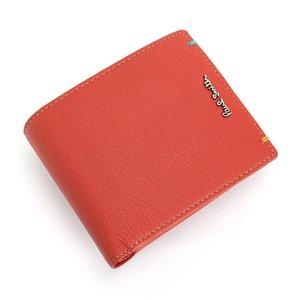 5d0b22d10858 ポールスミス Paul Smith 財布 二つ折り財布 レッ...|select shop ...