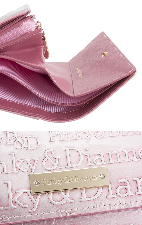ピンキー&ダイアン 財布 三つ折り財布