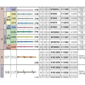 新発売 [税込新品]マキタ エア タッカー用 ワイヤ釘 WYS2138FM F-10384 エア釘 ワイヤー釘 マキタ エア タッカー用 ワイヤ釘 WYS2138FM F-10384 エア釘 ワイヤー釘, ごきげんめいと:0dd705b6 --- cranbourne-chrome.com