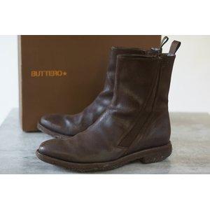 大勧め BUTTERO ブッテロ ブーツ B1652 サイドゴアブーツ , ツベツチョウ 334483a1
