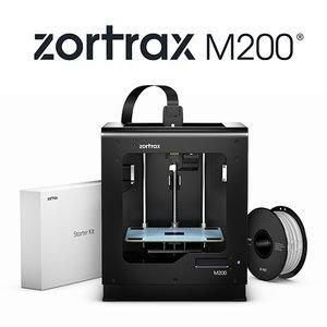 (税込) 【送料無料】ZORTRAX M200 M200 3D プリンター FDM世界No.1, 吉谷農芸:f3daf452 --- pan.profil41.de